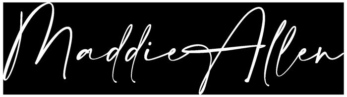Maddie Signature